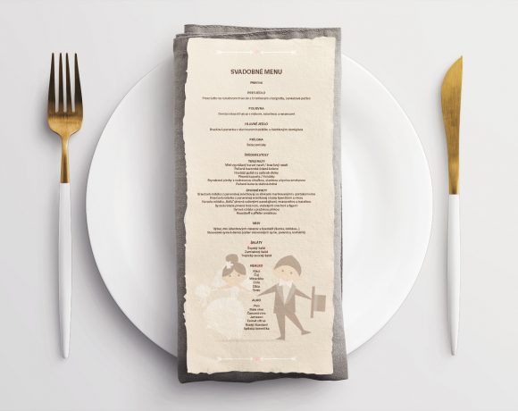 Svadobne menu